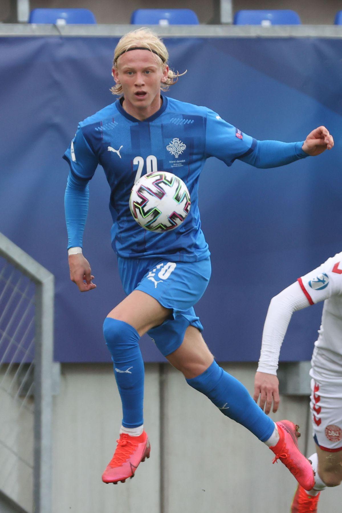 Iceland v Denmark - 2021 UEFA European Under-21 Championship