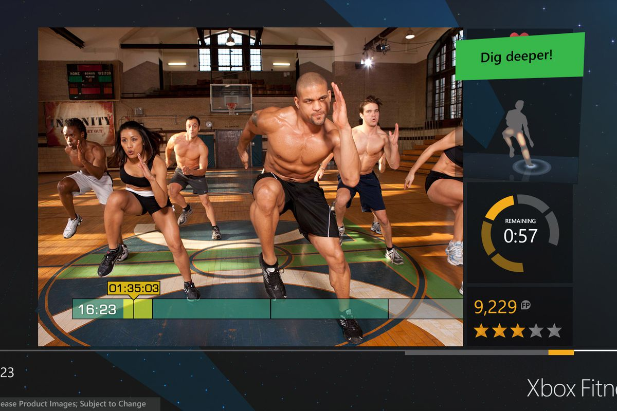 Microsoft shutting down Xbox Fitness - Polygon