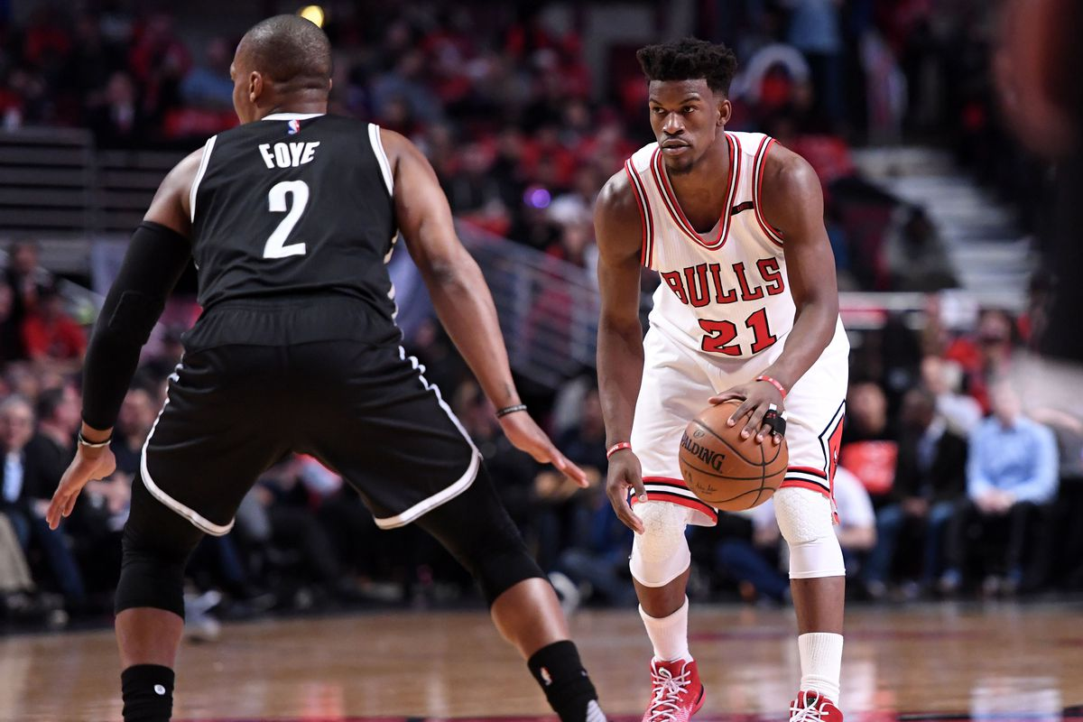 ede04b71964 NBA draft grades 2017  Timberwolves win the night with Jimmy Butler trade.  New ...