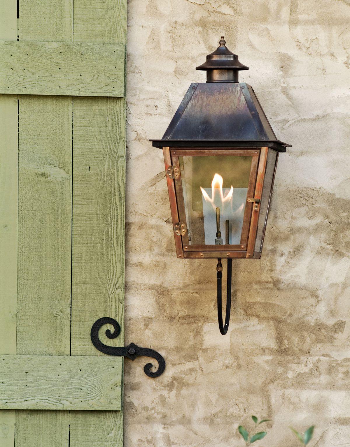 Gaslight Lantern