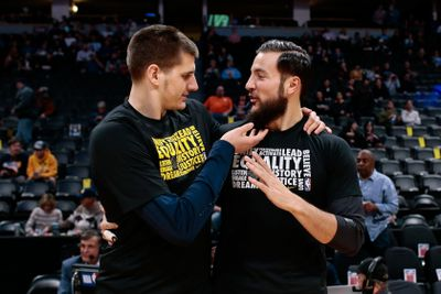NBA: San Antonio Spurs at Denver Nuggets
