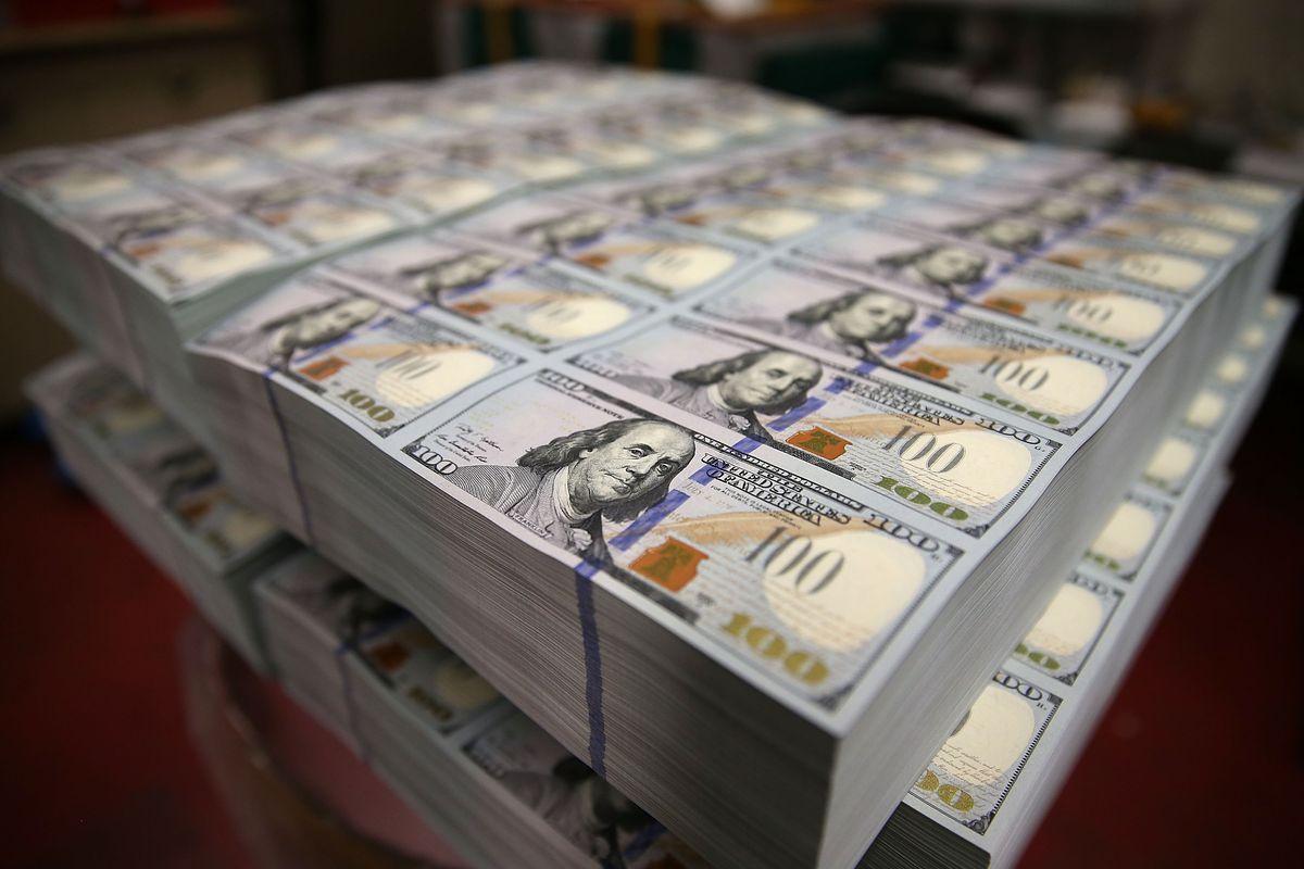 Bureau Of Engraving And Printing Prints New Anti-Counterfeit 100 Dollar Bills