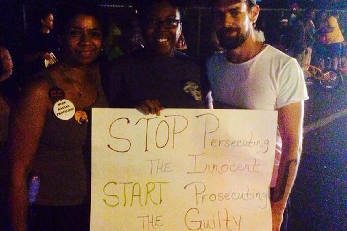 First Tweeter (And St. Louis Native) Jack Dorsey Checks in From Ferguson