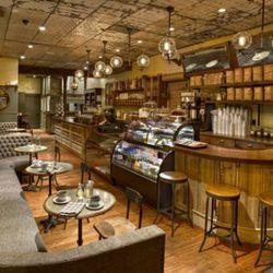One Shot Coffee, Philadelphia.