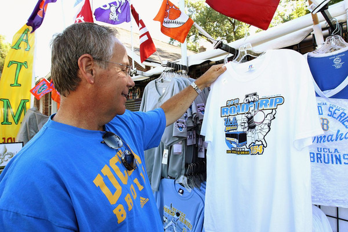 The Bruin dads followed their sons to Omaha in 2010 and they are back again this year