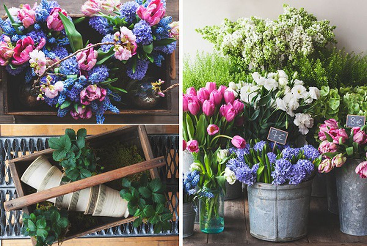 The Parisian Florist of Your Dreams Is Coming to Old City - Racked ...