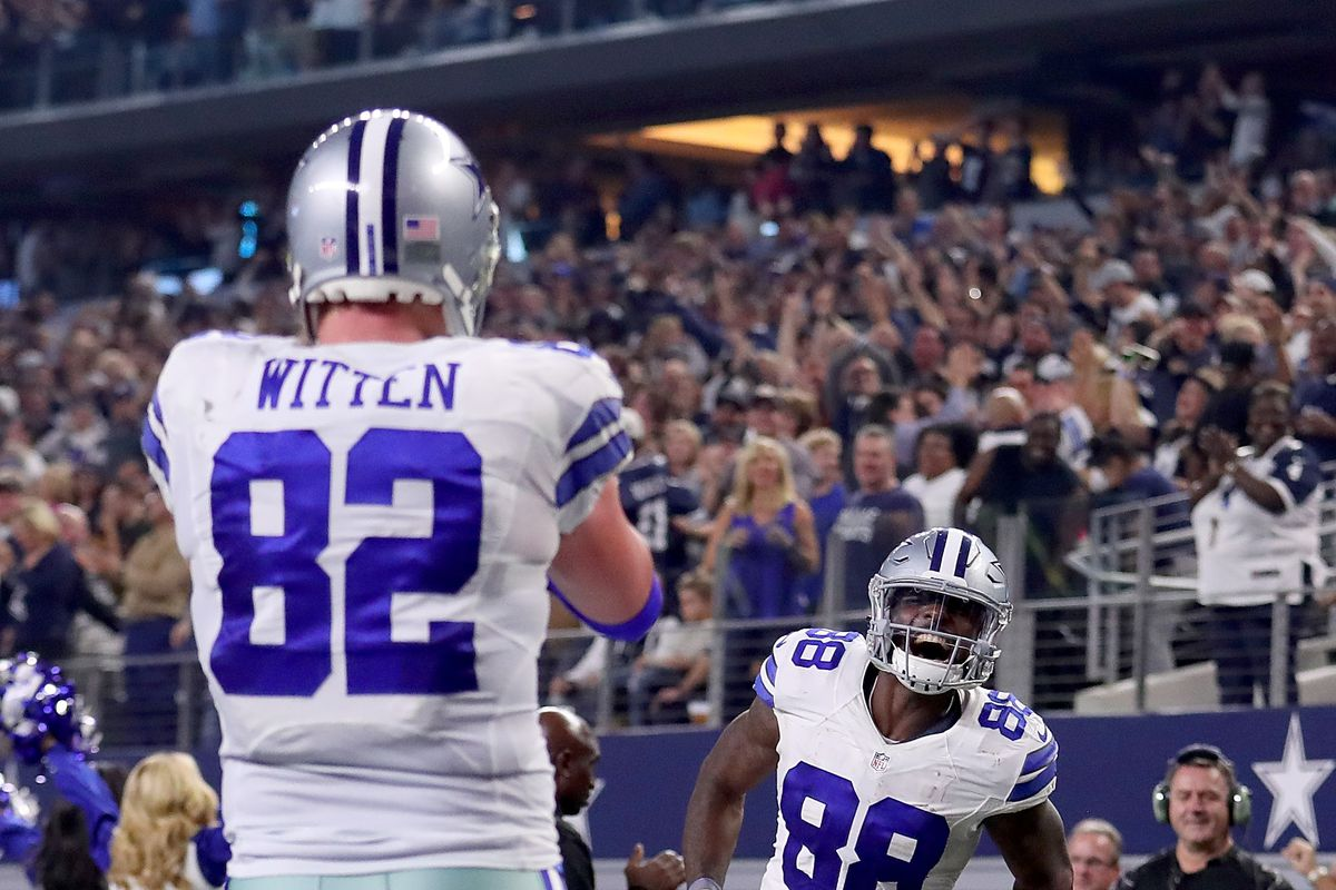 Jason Witten Could Surpass Dez Bryant On The Cowboys All