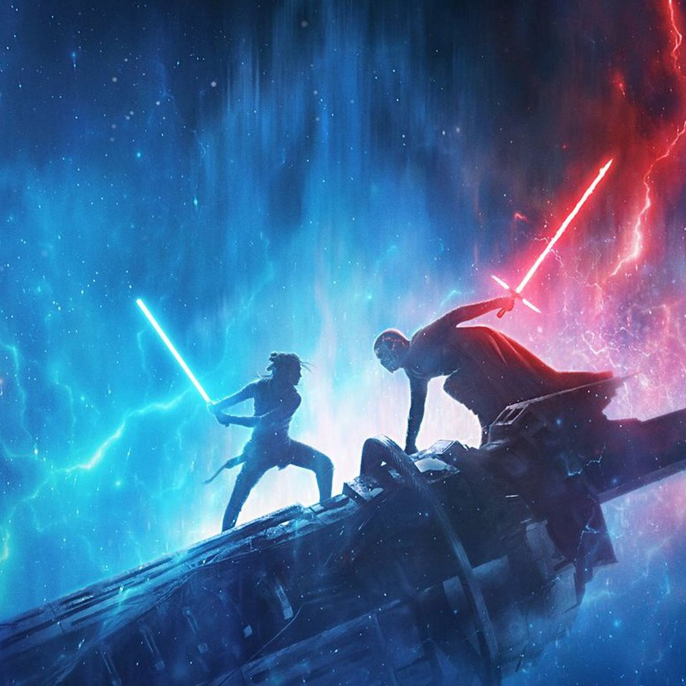 Watch The New Star Wars The Rise Of Skywalker Trailer From