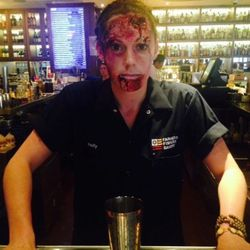 Molly Horn, head bartender of Farmers Fishers Bakers.