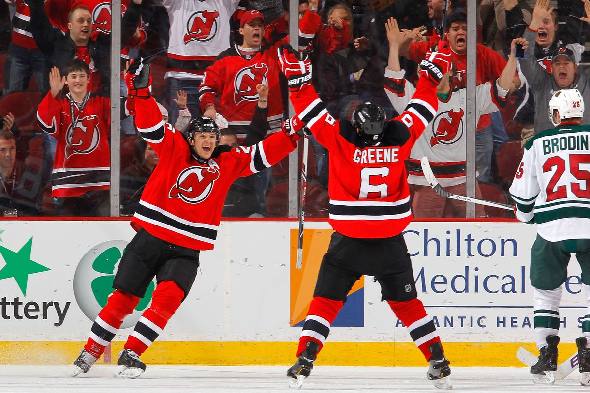 Raise your hands if you want to get real paid (Greene, fans) or already are (Elias).