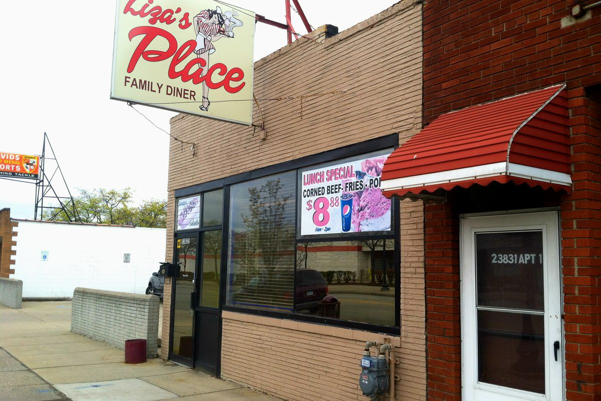 Liza's Place is the future home of Mabel Gray, chef James Rigato's second restaurant.