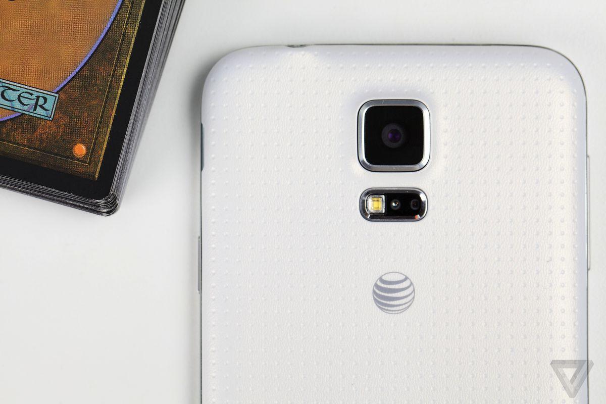 megapixel camera samsung galaxy s5