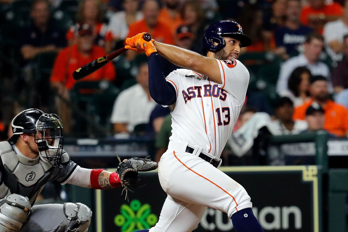 Chicago White Sox v Houston Astros