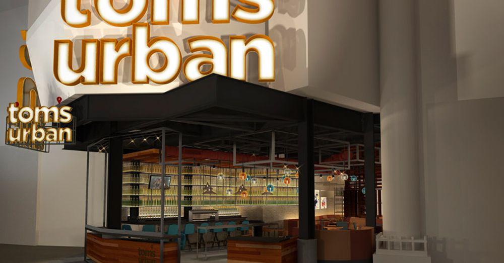Tom's Urban rendering