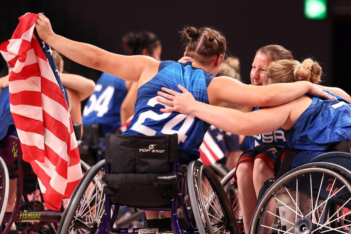 2020 Tokyo Paralympics - Day 11