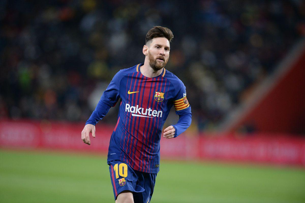Messi chính thức giành Chiếc giày vàng châu Âu