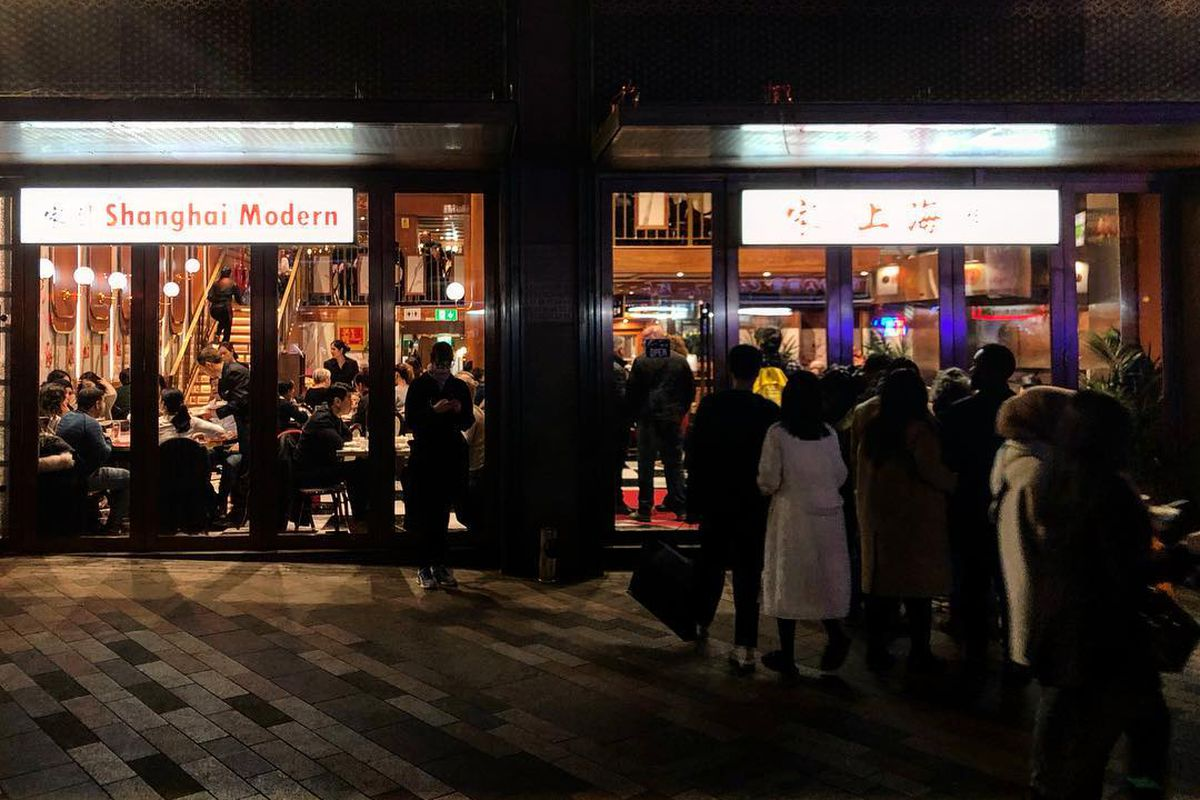 Chinatown London's restaurants are changing with the arrival of Shanghai Modern and Jinli at Central Cross