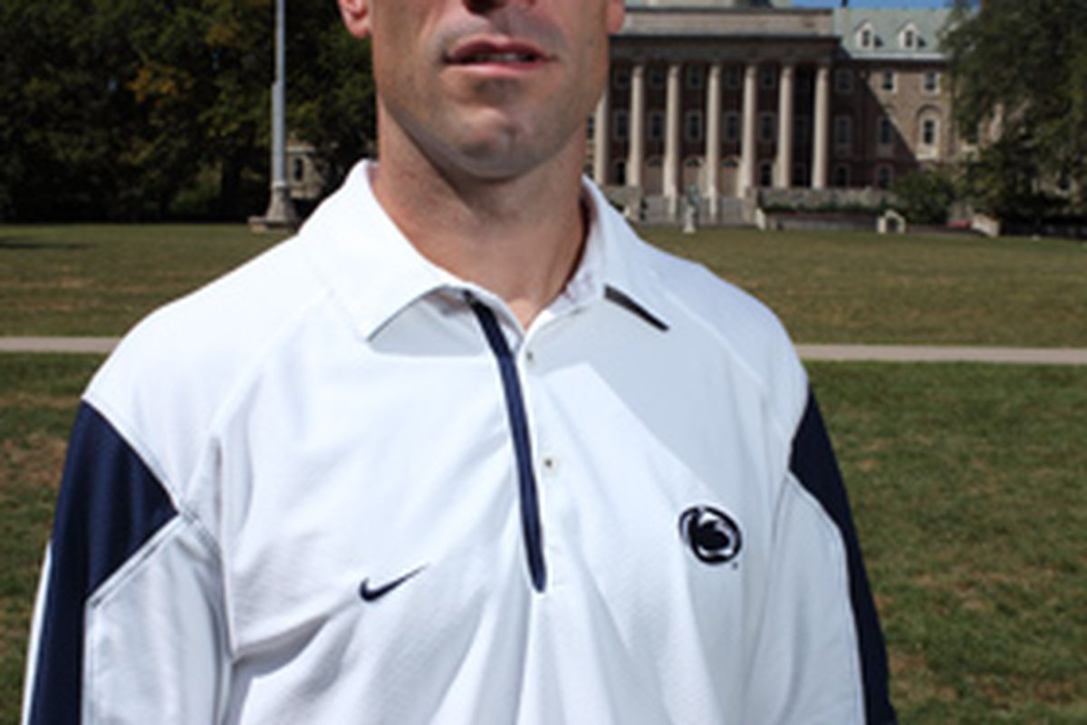 Jeff Tamroni enters his second season at the helm for the Nittany Lions