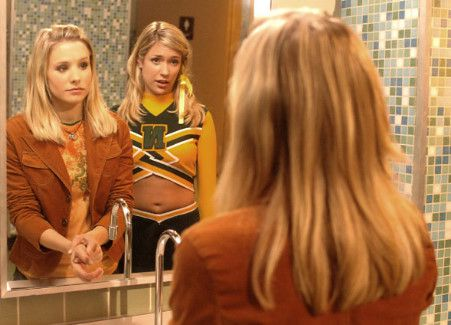 Kristen Bell and Kristin Cavallari in Veronica Mars