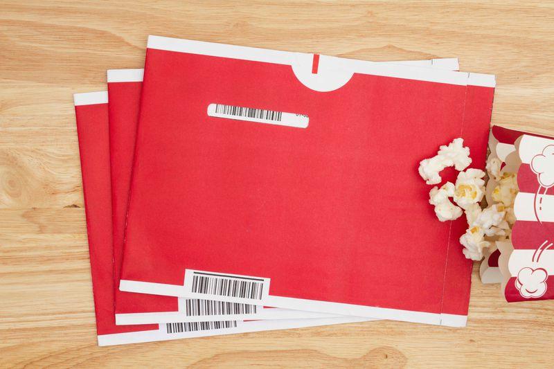 Netflix red envelope