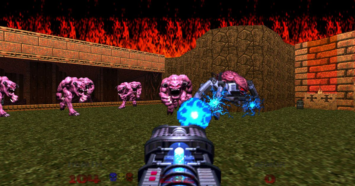 How lost classic Doom 64 was revived for modern platforms