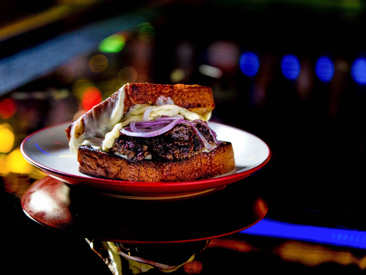 """The """"party melt"""" at Better Luck Tomorrow"""