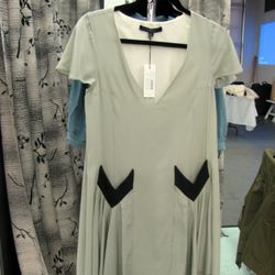 A dress from Dona Monroe, marked down to around $150
