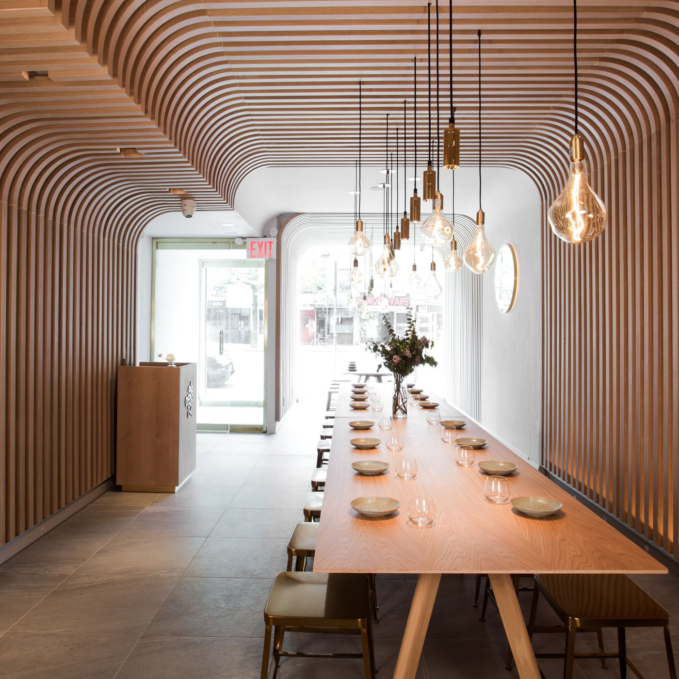 Another Stylish Downtown Noodle Shop — and More Openings - Eater NY
