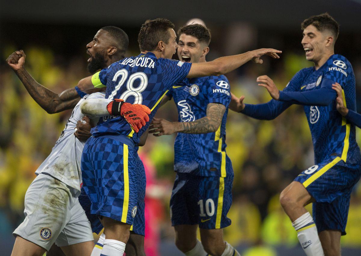 Chelsea FC v Villarreal CF - UEFA Super Cup 2021