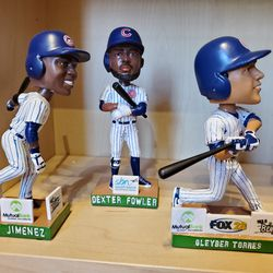 Even more Cubs, as minor leaguers