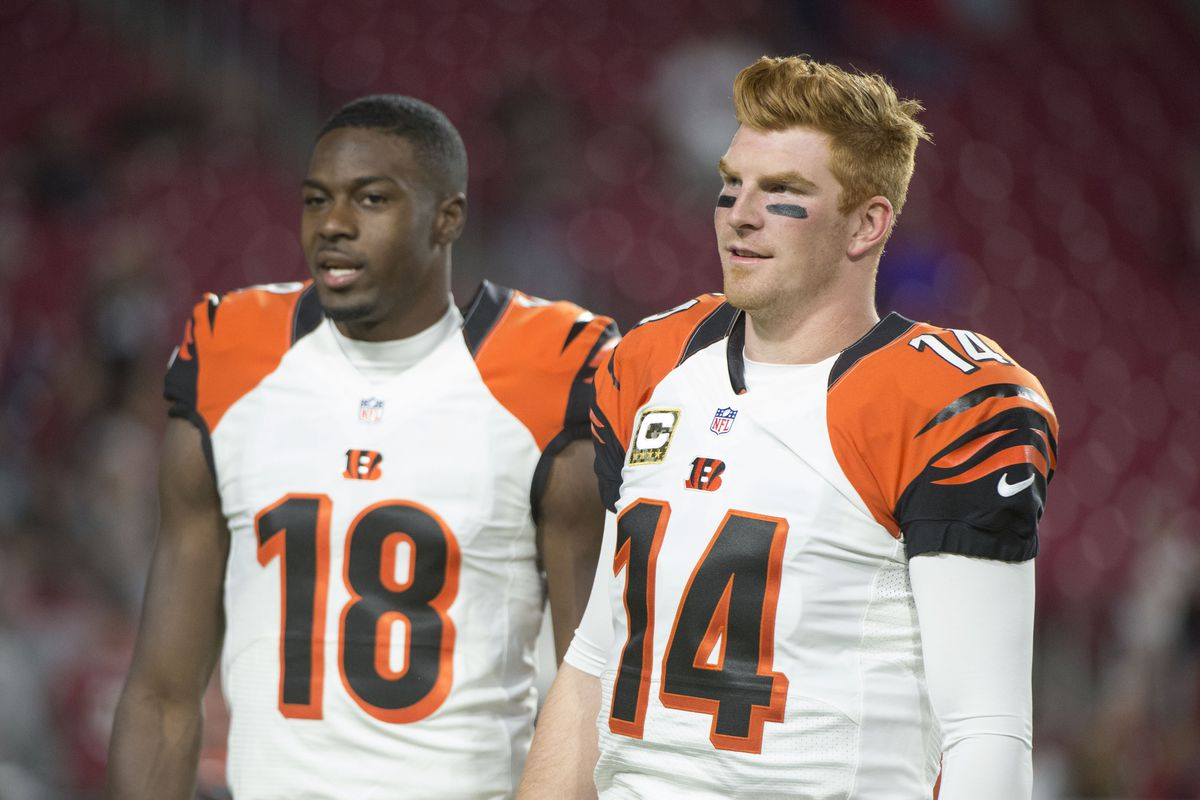 Andy Dalton A J Green connection more vital than ever in 2016
