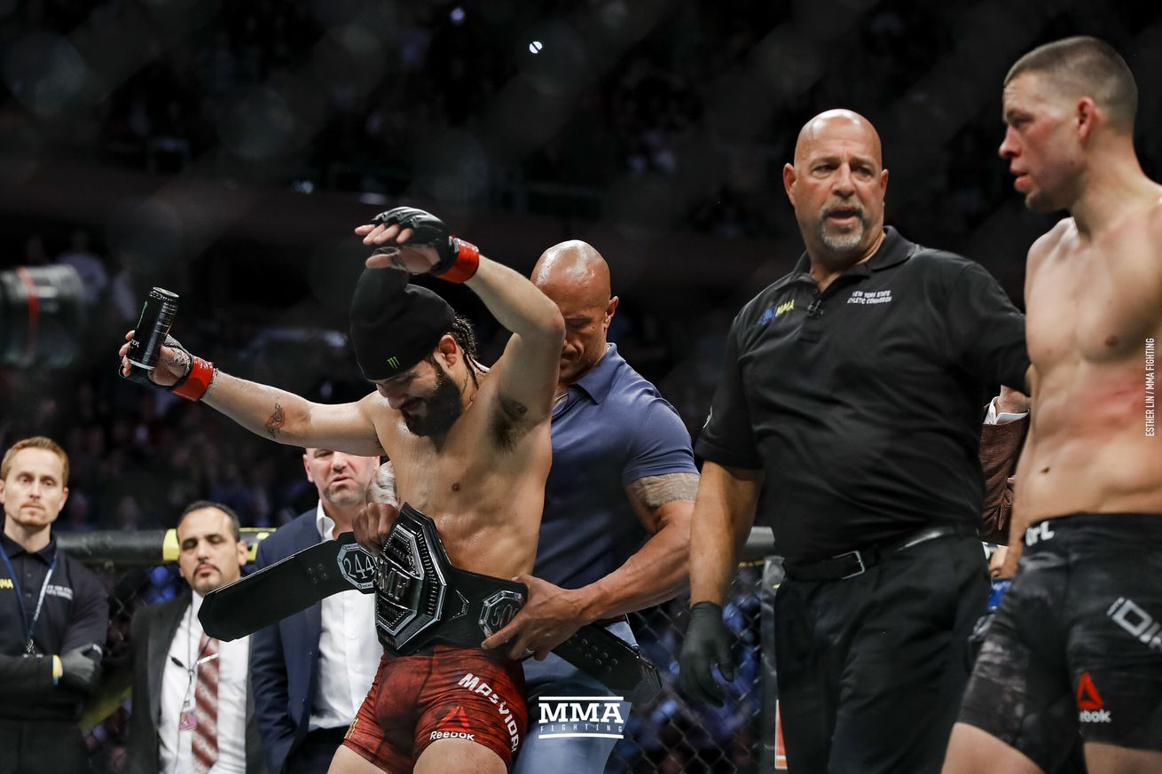 Morning Report: Jorge Masvidal 'moving on' from Conor McGregor bout: 'I would take a lot more pleasure in dismantling Usman's face'