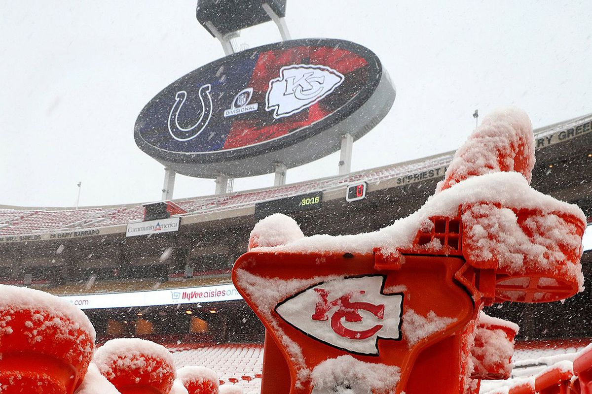 Indianapolis Colts At Kansas City Chiefs Open Thread