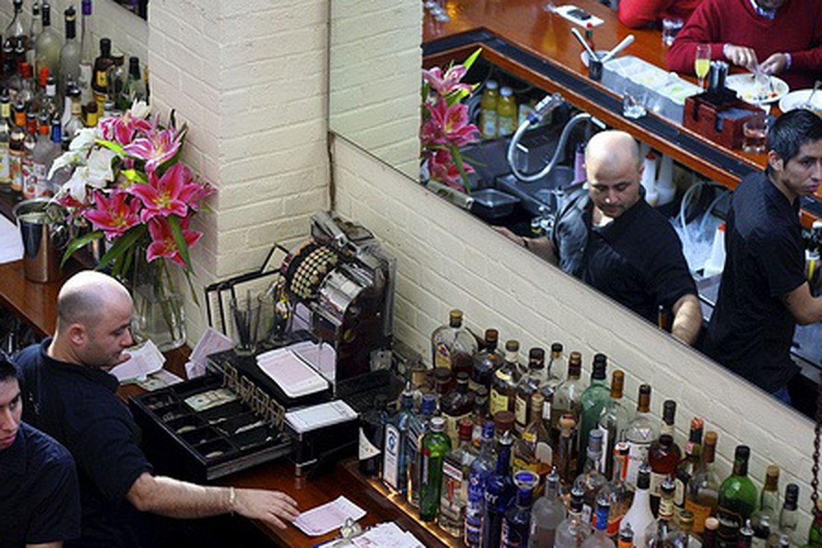 Bar at Essex