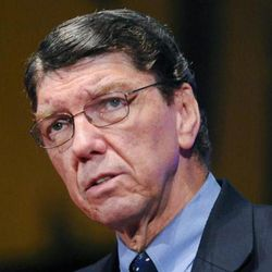 """Clay Christensen, co-author of """"How Will You Measure Your Life: Finding Fulfillment Using Lessons from Some of the World's Greatest Businesses,"""" is one of five BYU graduates to make the prestigious Thinkers50 list of the best business management thought leaders of 2015."""