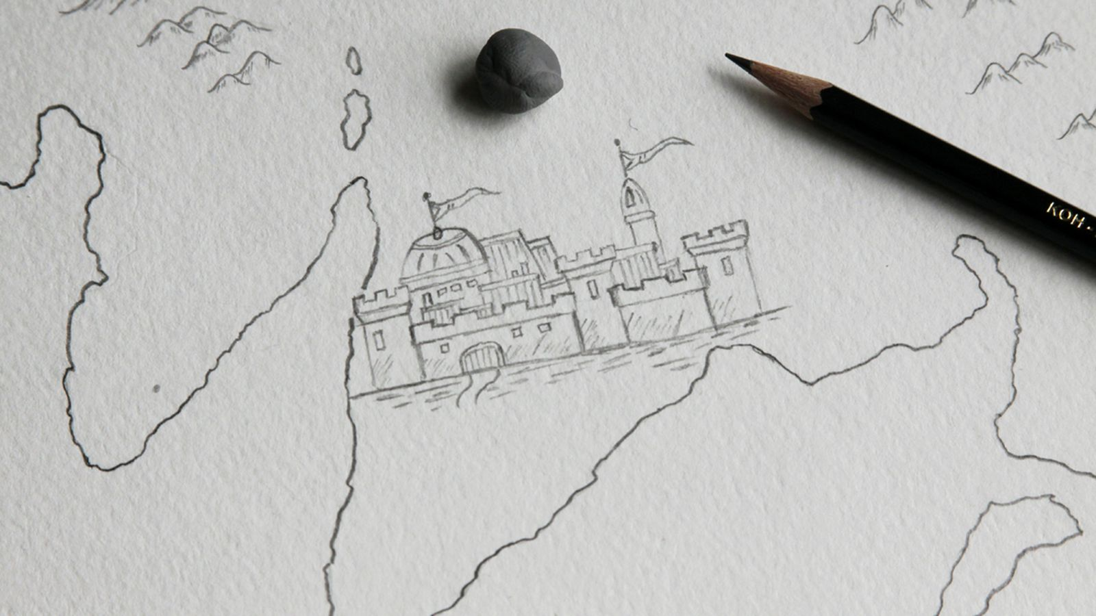 Learn to draw world maps from one of dds best cartographers polygon gumiabroncs Image collections