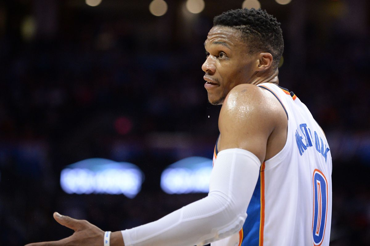 Russell Westbrook additionally Russell Westbrook together with Russell Westbrook moreover 100099510 further  on oscar robertson calls russell westbrook the triple double king