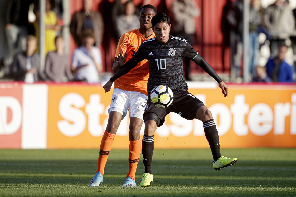 Holland U18 v Mexico U18 -U18 Men