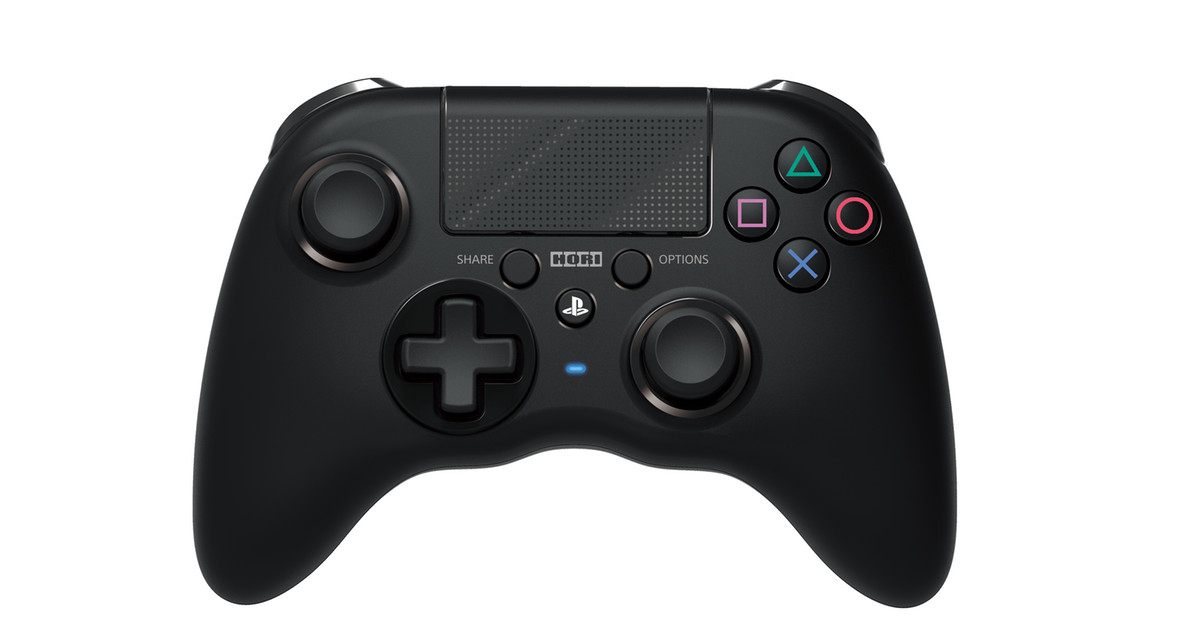 The Hori Onyx Is The First Wireless Third Party Ps4 Controller The
