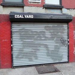 "Coal Yard via <a href=""http://evgrieve.com/2010/10/welcome-to-coal-yard.html"" rel=""nofollow"">EVG</a>"