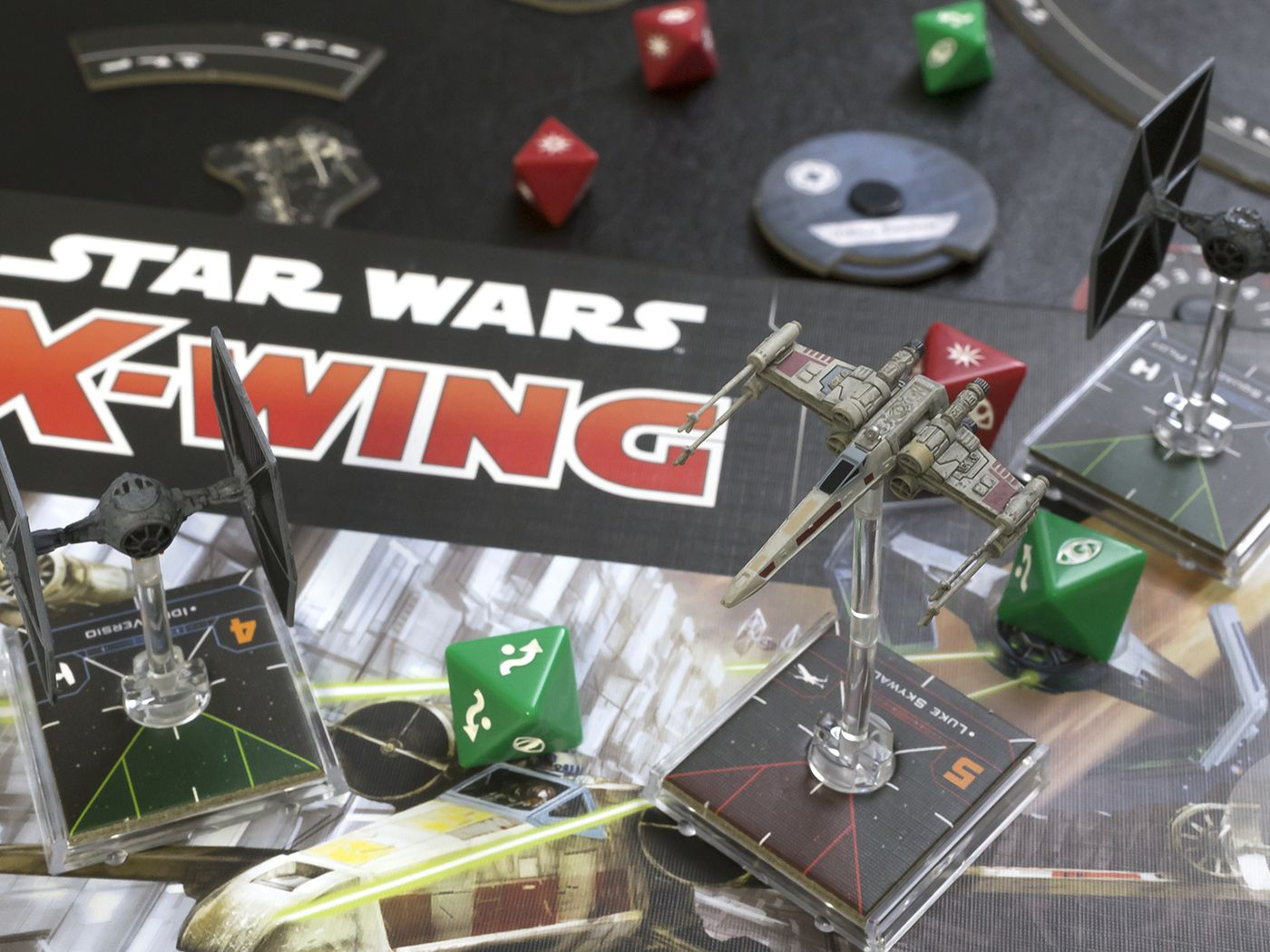 Rebel Alliance Base Cards Star Wars X-Wing 2nd Edition