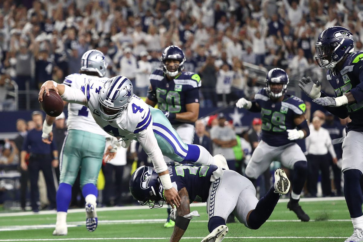 fb38fd84f67 The Cowboys' playoff misfortune might finally be over after beating the  Seahawks