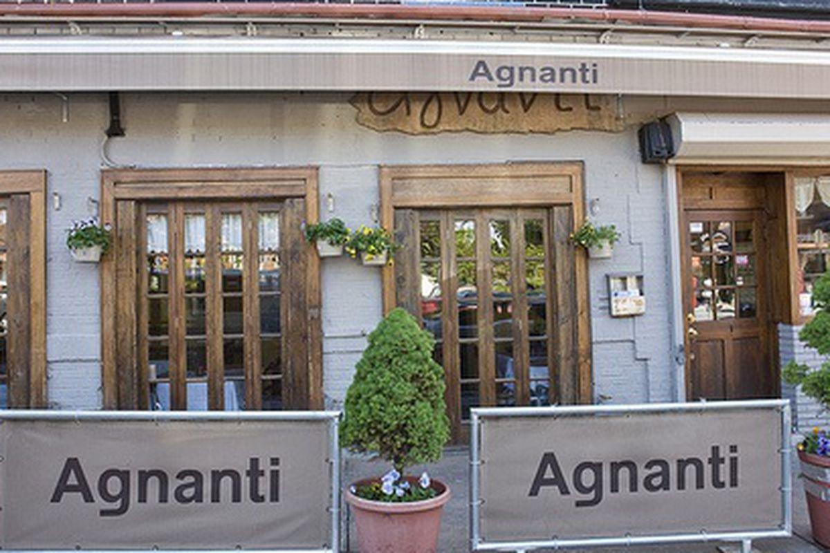 Agnanti, Astoria