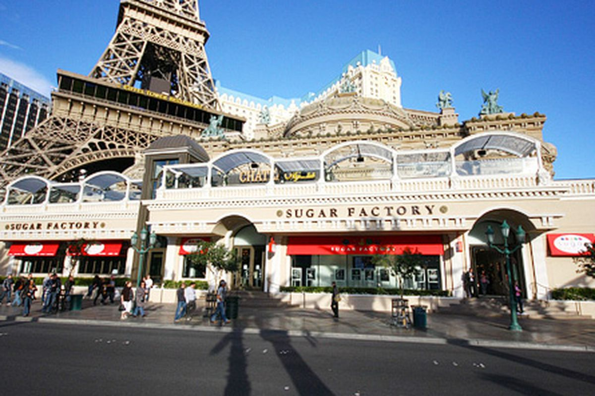 Sugar Factory To Stretch Further To The Strip Eater Vegas