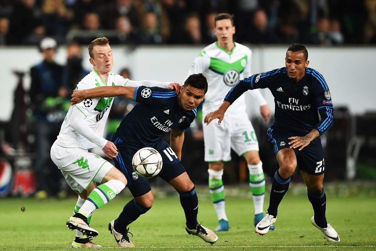 Wolfsburg Vs Real Madrid Live Stream