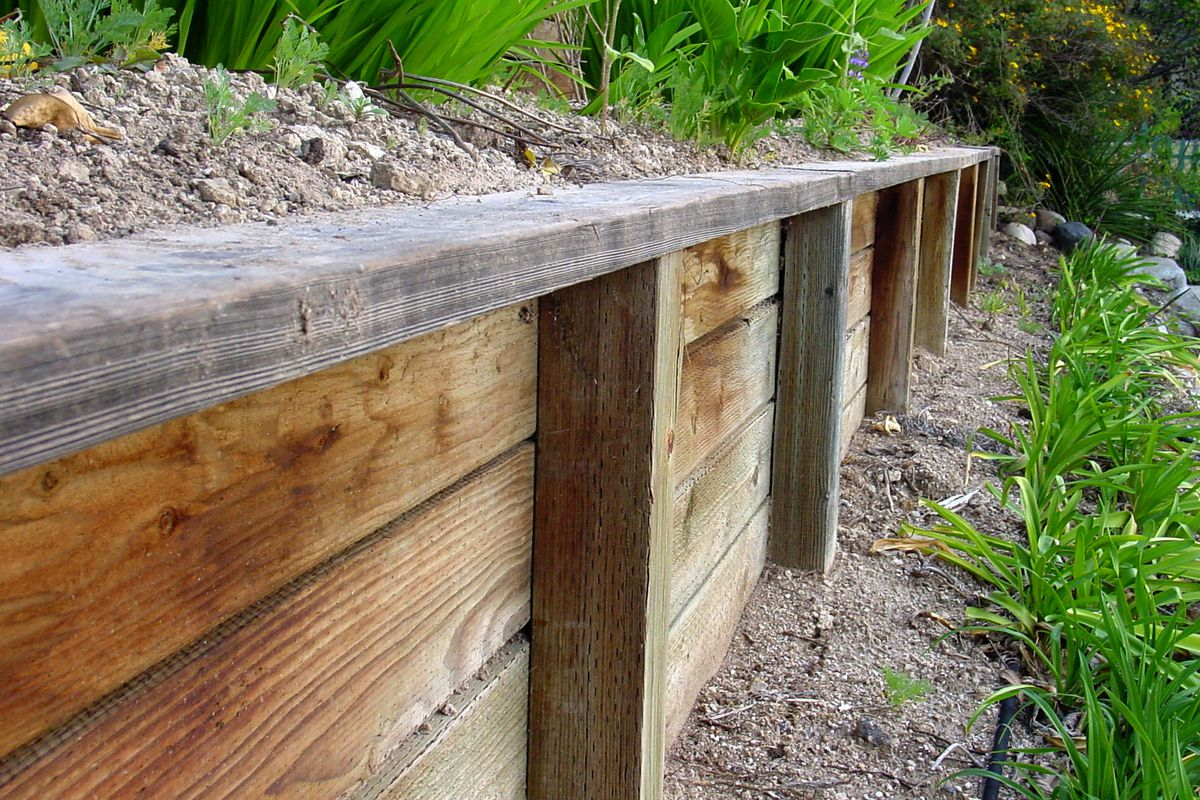20 Types of Retaining Wall Materials   This Old House