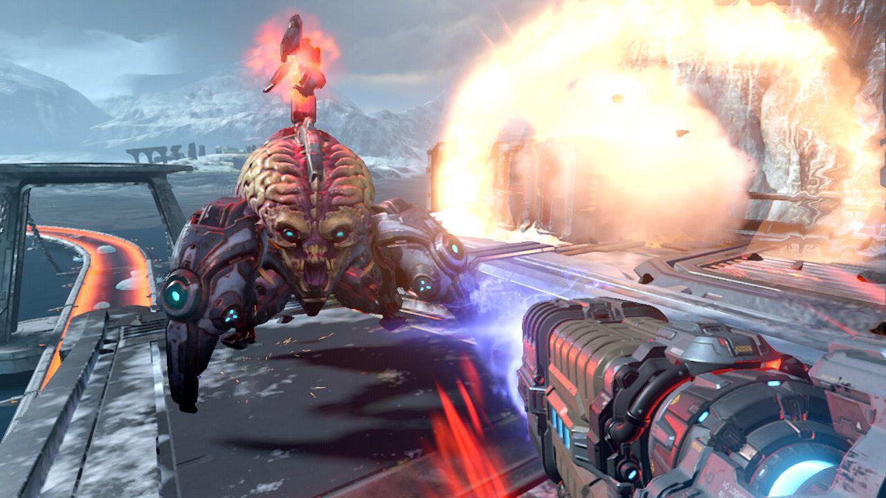 Doom Eternal is another impressive Switch port - The Verge