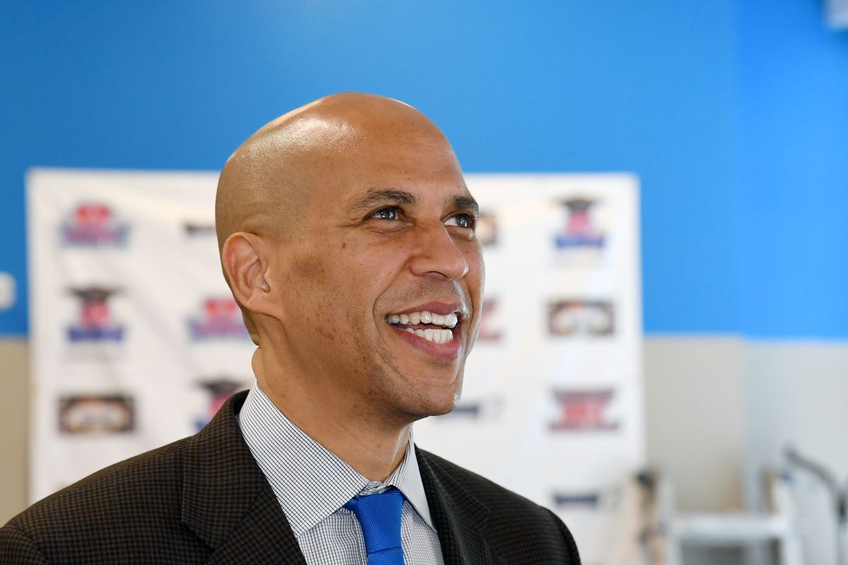Cory Booker 2020 Presidential Run Baby Bonds Bill Helps Close