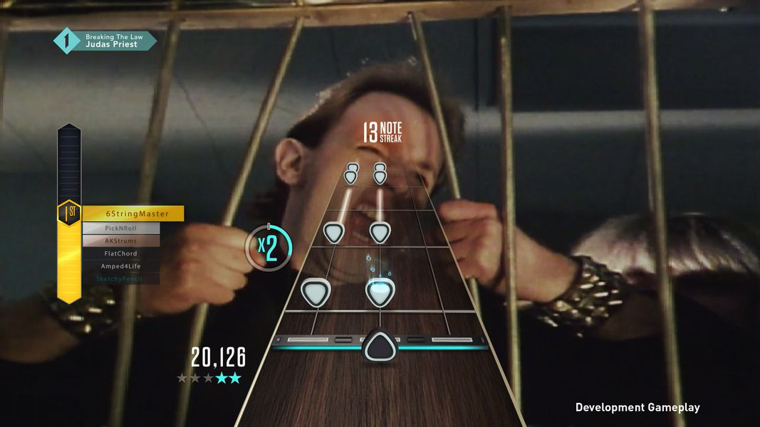 Guitar Hero Live wants to immerse you in music with always ...