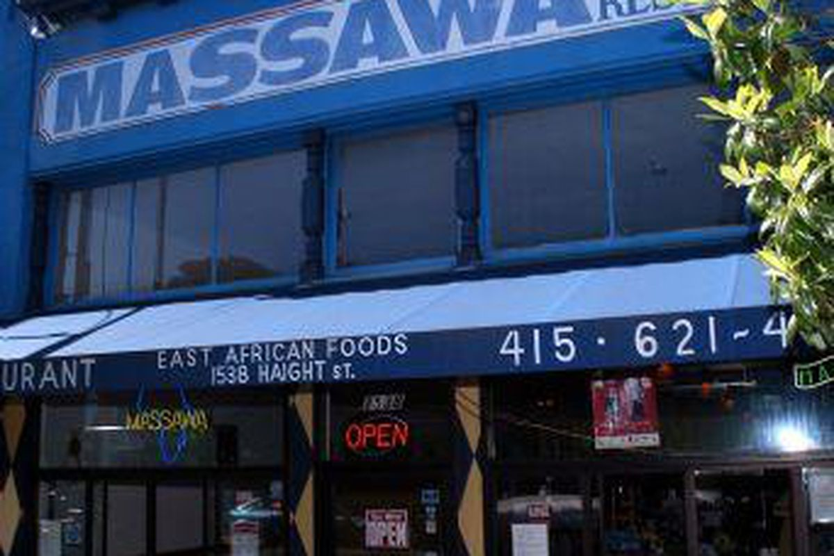 Massawa's former Upper Haight location.